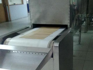 High Efficiency Bamboo Drying Sterilization Machine